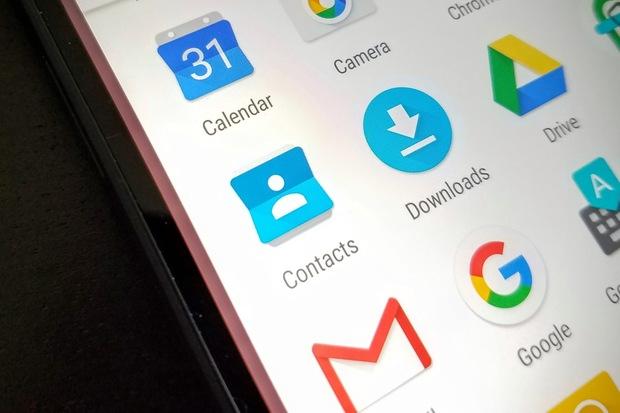 Aggiungere Contatti Home Screen Android