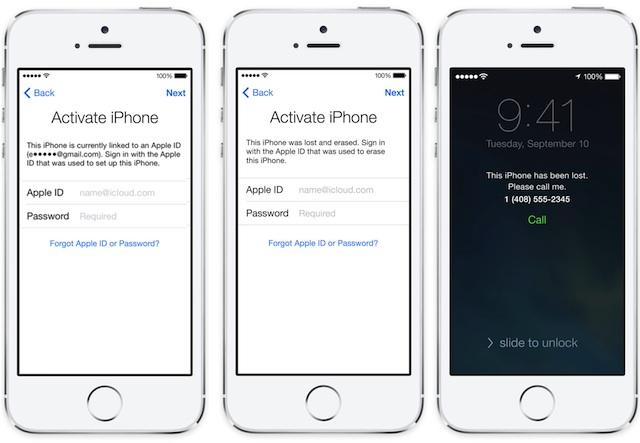 Controllare Blocco Attivazione iPhone
