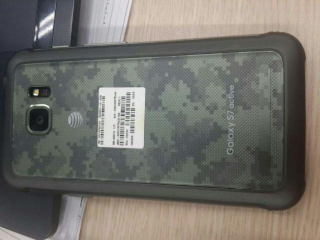 Foto Galaxy S7 Active