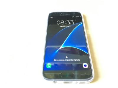 Prova Orzy FlexiCase Custodia Trasparente per Samsung Galaxy S7 IMG_2311