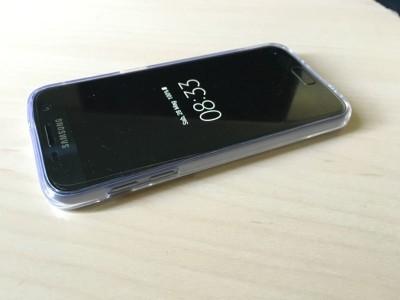 Prova Orzy FlexiCase Custodia Trasparente per Samsung Galaxy S7 IMG_2315
