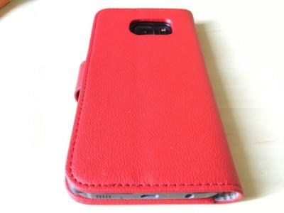 Prova Orzy Wallet Case Custodia a Libro per Samsung Galaxy S7 IMG_2337