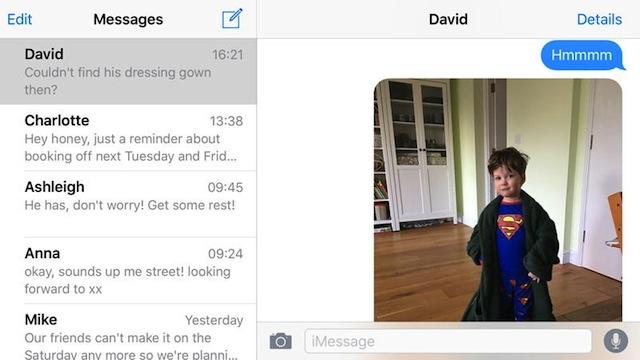 Trasferire Messaggi iPhone