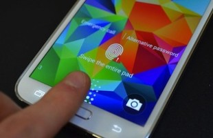 Usare Lettore di Impronte Android