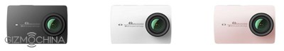 La nuova Xiaomi 4K Yi-Action Camera