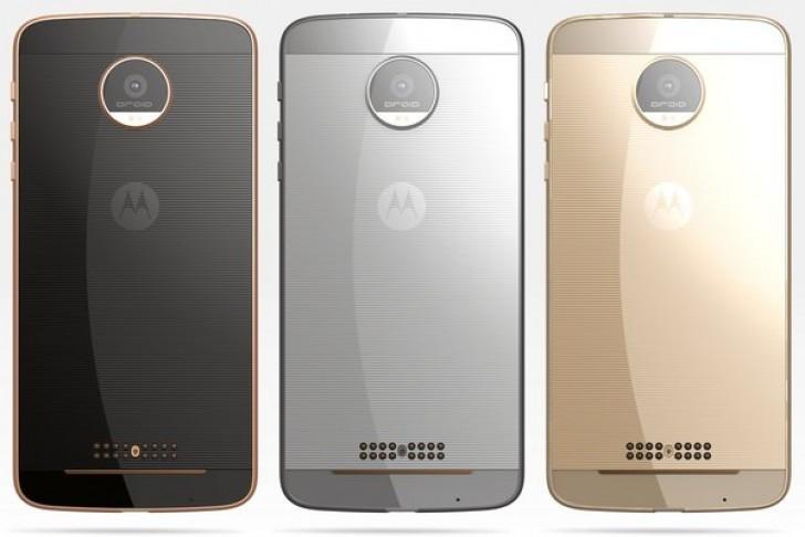 gsmarena_001 Motorola Moto Z Droid Edition