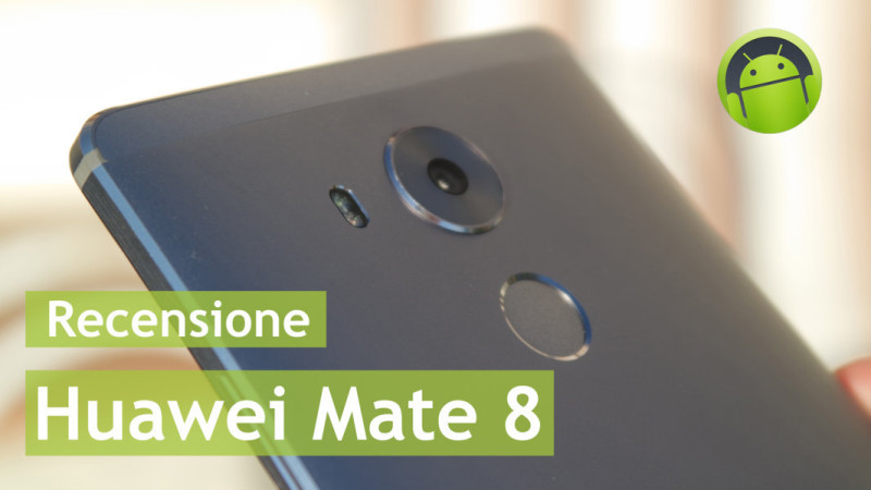 ridotte Huawei Mate 8 miniatura