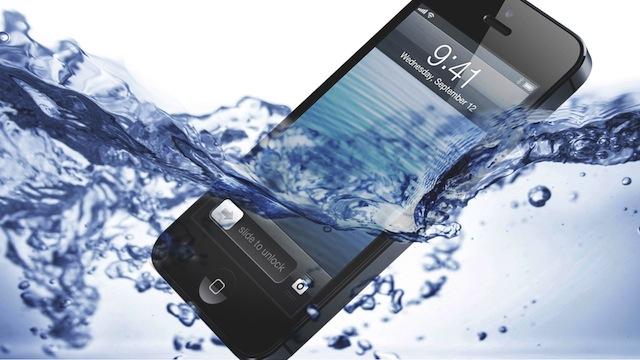 Asciugare iPhone Caduto in Acqua
