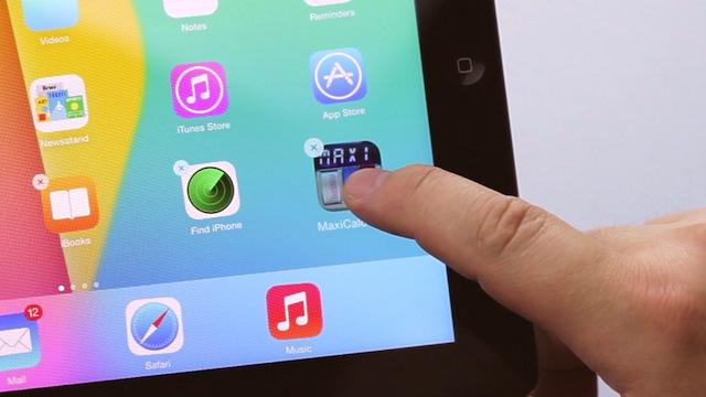 Nascondere App Native iPhone
