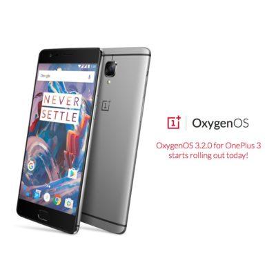 Aggiornamento OnePlus 3