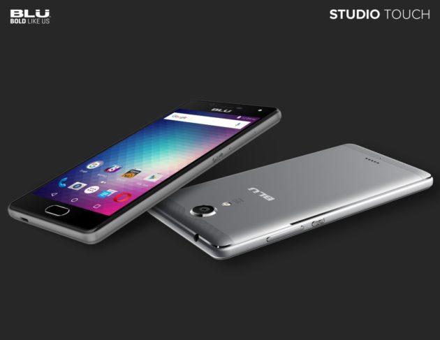 BLU 4G Studio Touch