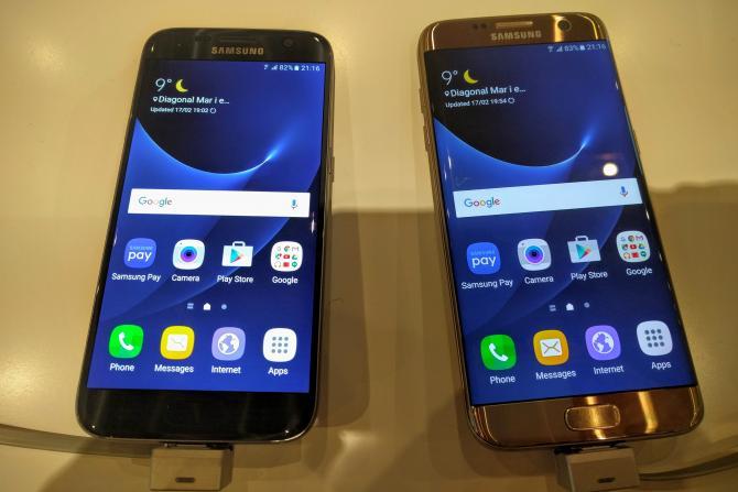 Patch sicurezza luglio Galaxy S7