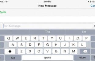 Rimuovere Parole Completamento Automatico iPhone