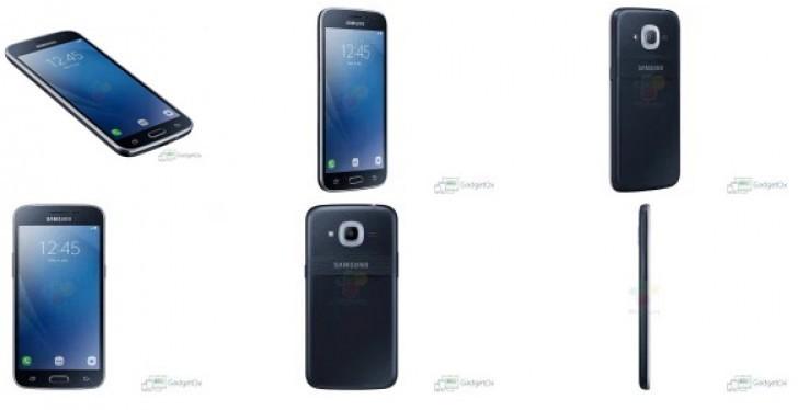gsmarena_002 (1) Samsung Galaxy J2 2016