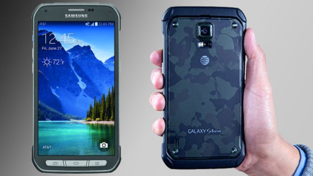 Aggiornamento Marshmallow Galaxy S5 Active