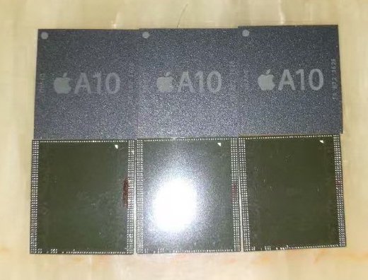 Chip A10 iPhone 7