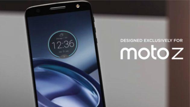 Foto Moto Z Play