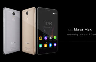 Promozione Smartphone BLUBOO Maya Max 4G