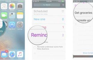 Cambiare Priorità Note iPhone