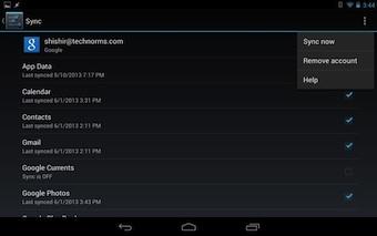 Come Cambiare Sincronizzazione Android