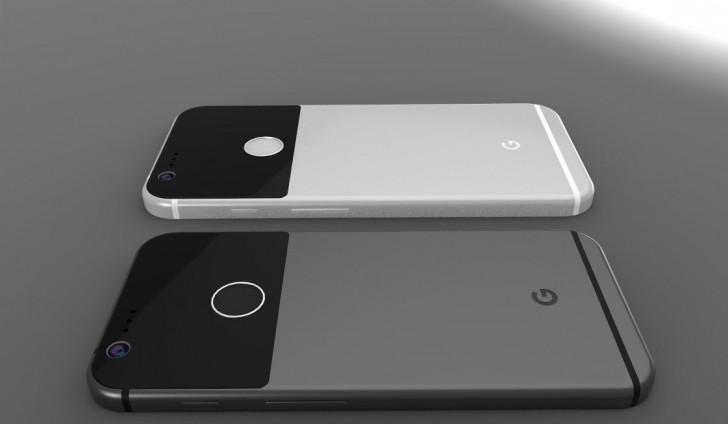 Google Pixel: in nuovi render nel probabile design finale