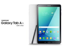 Samsung Galaxy Tab A 2016 con S Pen