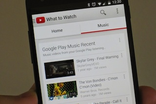 Riprodurre Video YouTube Background Android