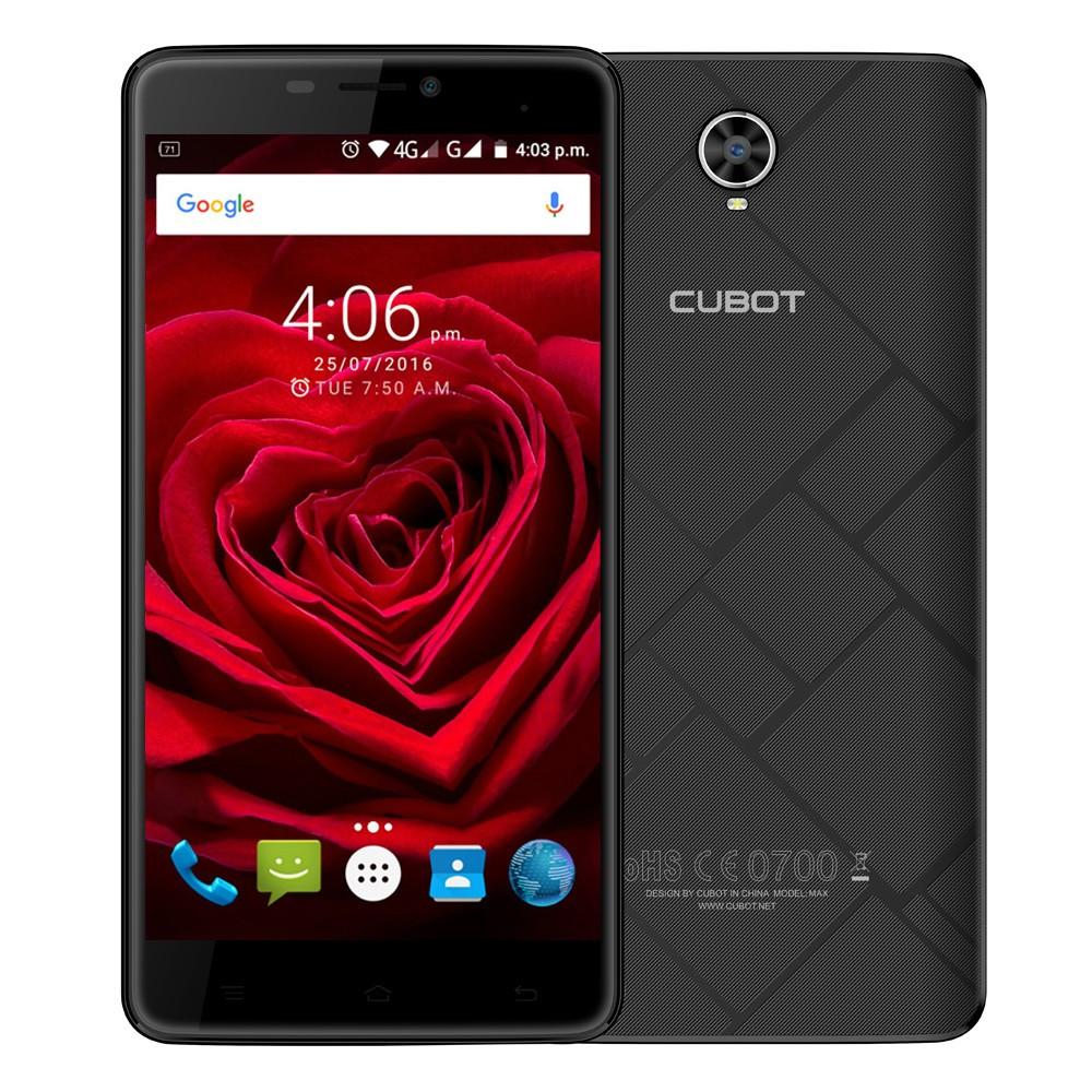 Grande promozione smartphone Cubot Max: sconto di 30$