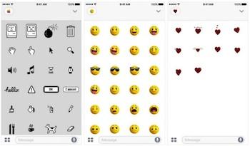 Come Accedere Negozio Emoticon iOS 10