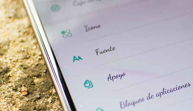 Cambiare Font Android