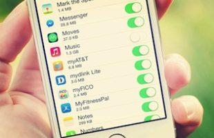 Controllare Uso Connessione Dati iPhone