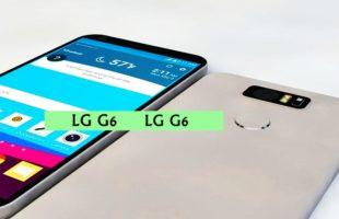 Design LG G6