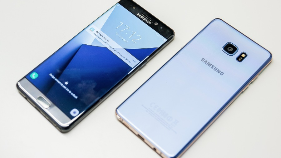 Uscita Samsung Galaxy Note 8