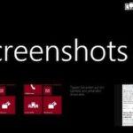 Fare Screenshon Windows Phone