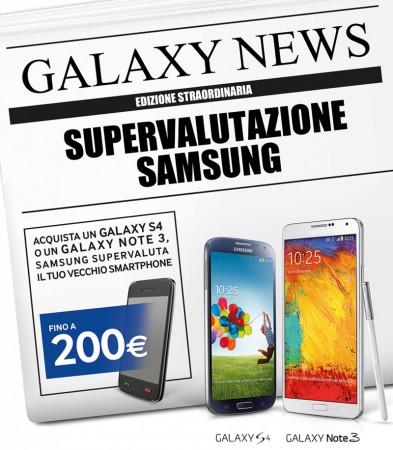 news galaxy s4 e note 3