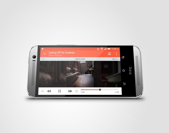 HTC One M8_PerLandscape_Silver