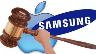 Samsung contro apple