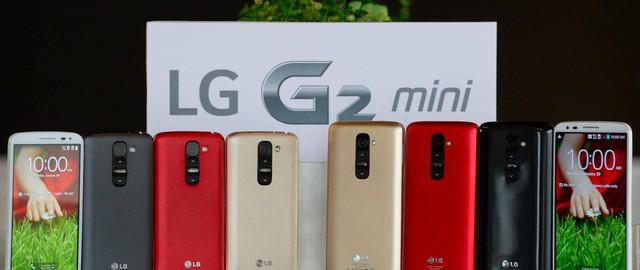 Hard Reset LG G2 Mini