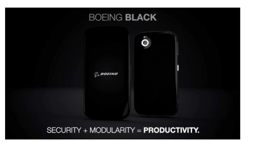 video boeing black smartphone
