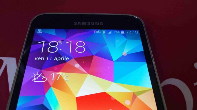 Recensione Samsung Galaxy S5 003