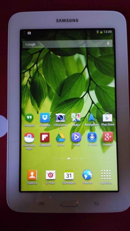 Recensione Samsung Galaxy Tab 3 Lite 017
