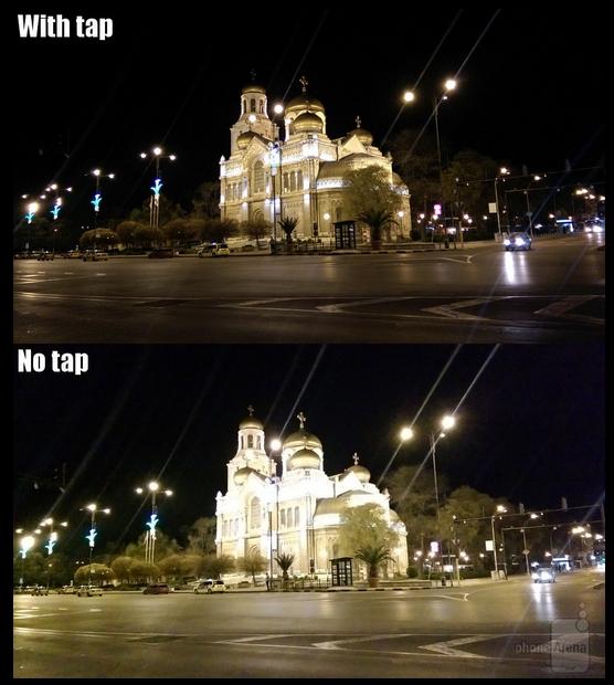 fotocamera HTC one m8
