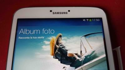 Recensione Samsung Galaxy Tab 3 8.0 WiFi S 01