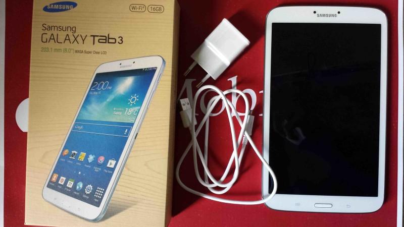 Recensione Samsung Galaxy Tab 3 8.0 WiFi S 03