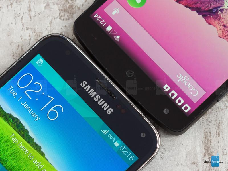 Samsung Galaxy S5 VS Google Nexus 5