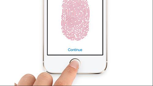 Sensore Touch ID
