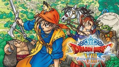 Arriva su tutti gli Store Dragon Quest VIII di Square Enix