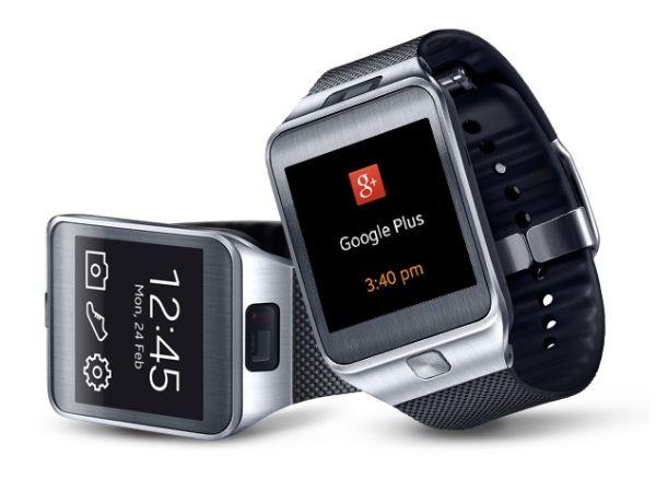 LG G Watch e Samsung Gear Live