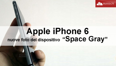 Apple iPhone 6: Nuove foto del dispositivo
