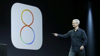 WWDC 2014 - Tim Cook si burla di android durante il keynote